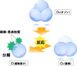 オゾン除菌・脱臭装置